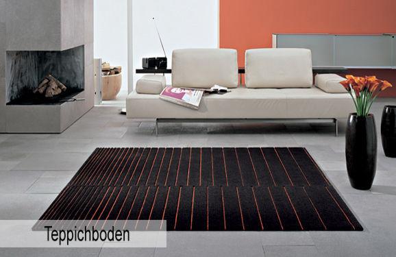 Schönes Wohnen  Michael Markus >> Teppichboden